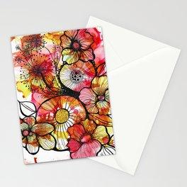 Original Artwork: Rusty Garden Stationery Cards