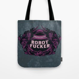 Fancy and Proud Tote Bag