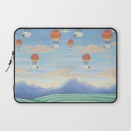Flying Sheeps Laptop Sleeve