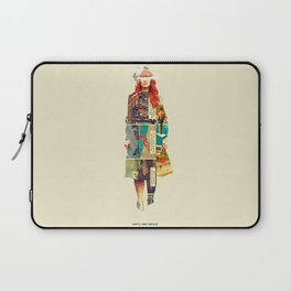 Until She Smiles Laptop Sleeve