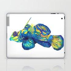 Psychedelic Mandarin Laptop & iPad Skin
