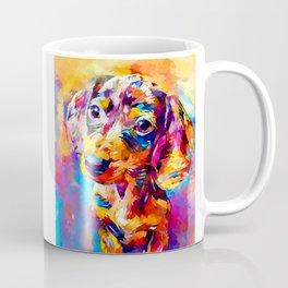 Mini Dachshund Coffee Mug