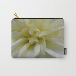 Nature's Dance in White Carry-All Pouch