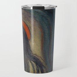 """Edvard Munch """"Madonna"""", 1894 Travel Mug"""