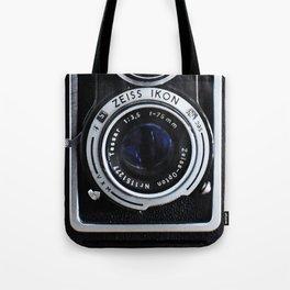 Ikoflex Vintage Camera Tote Bag