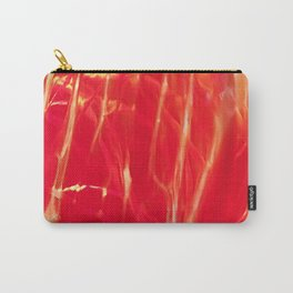 Red shiny dragonglass Carry-All Pouch