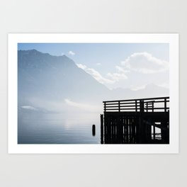 Waterscape Art Print