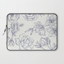 Vintage Roses x Springflowers Laptop Sleeve