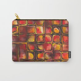 Red Blood Cells in Flow Carry-All Pouch