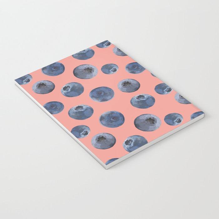 Blueberry Notebook