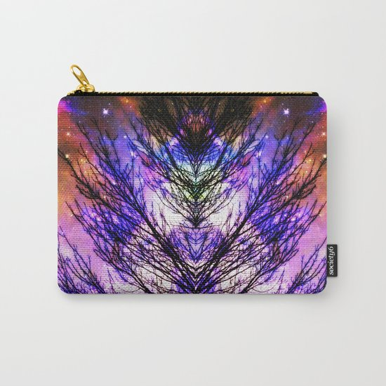 V Tree Carry-All Pouch