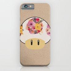 Mushroom in Bloom Slim Case iPhone 6s