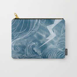 The wave in a bubble Carry-All Pouch