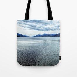 Loch Ness Scotland Tote Bag