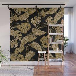 Tropical Fun Wall Mural
