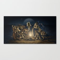 The Humanity Paradigm Canvas Print