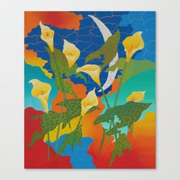 Gigli Canvas Print