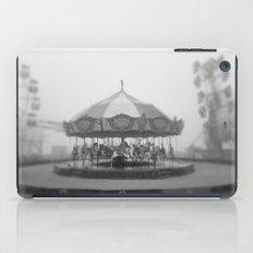 Silent Beach Park iPad Case