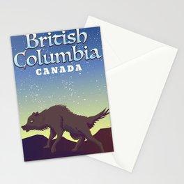 British Columbia Stationery Cards