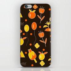 pattern 5 iPhone & iPod Skin