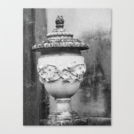 Urn and Ivy Canvas Print