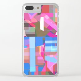 Information Gaps Clear iPhone Case