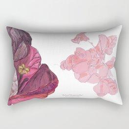 Beloved Bougainvillea Rectangular Pillow