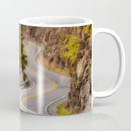 The Hawk's Nest Drive Coffee Mug
