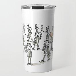 Unplugged Travel Mug
