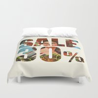 sale Duvet Covers featuring Sale by Gerko