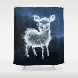 Lil' Patronus Shower Curtain