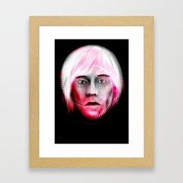 Andy Spiral   Framed Art Print