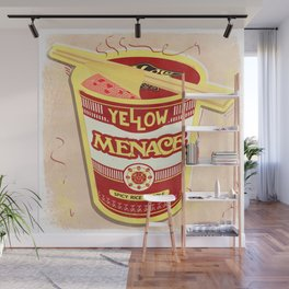 YM Noodles: Campbell's Wall Mural
