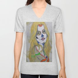 """Guera"" or ""Blondie"" Unisex V-Neck"