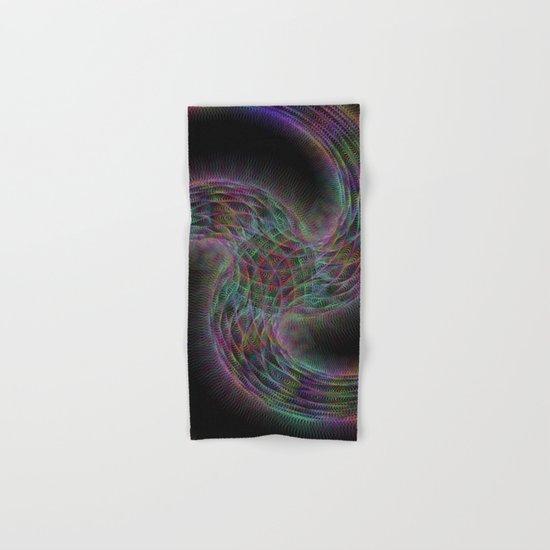 Triple magic galaxy Hand & Bath Towel