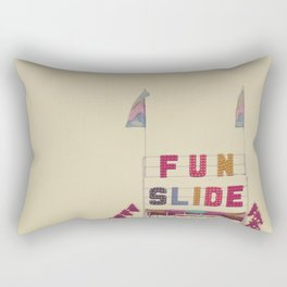 Fun Slide Rectangular Pillow