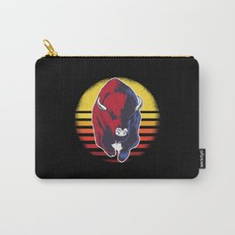 Bison Shirt Carry-All Pouch