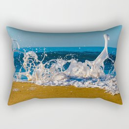 Wedge Wash II Rectangular Pillow