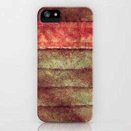 Bookmark Leather iPhone Case