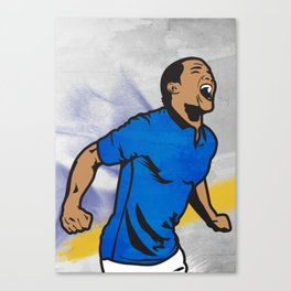 Florent Malouda Canvas Print