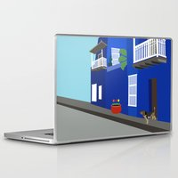 colombia Laptop & iPad Skins featuring Colombia  by Design4u Studio