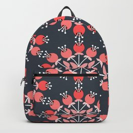 Daily pattern: Retro Flower No.9 Backpack