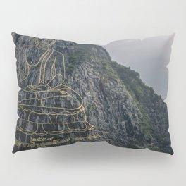 Khao Cheejan Mountain Pillow Sham