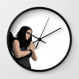 Sister Teresa Wall Clock