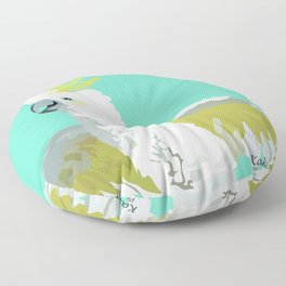 Peek-a-boo! Floor Pillow