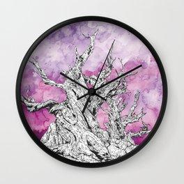 Yggdrasil Dawn Wall Clock