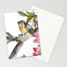 Birds of a Feather 2 Stationery Cards
