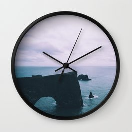 Ocean Arch Wall Clock