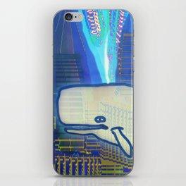 Cachalote in Atlantis 03-08-16 iPhone Skin