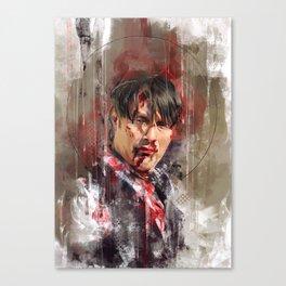 Epistaxis Canvas Print